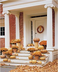 Finding Fall On My Front Door Step   One Good Thing by Jillee
