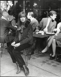 Tomboy Style: ICON | Françoise Hardy