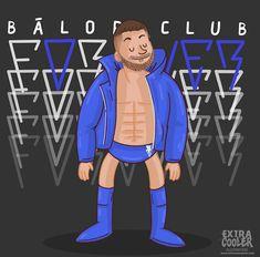 Wwe Logo, Balor Club, Best Wrestlers, Finn Balor, Thing 1, Wrestling Superstars, Venom, Family Guy, Sexy