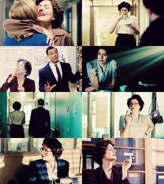 Anna Chancellor as Lix Storm in The Hour