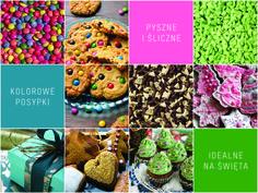 posypki #kolorowe #posypki #cukiernicze #ciasto #babeczki #sprinkels