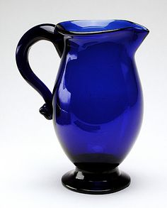 Cream Jug, United States  19th century, LACMA Collections Online