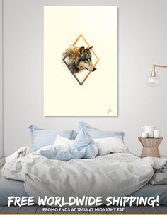 Discover «wolf», Exclusive Edition Acrylic Glass Print by Sonda - From $69 - Curioos