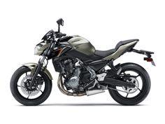 Kawasaki Z650 Worldwide '2017