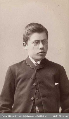 Prince Christian Halvorsen  1890  Oslo, Norway  Priest