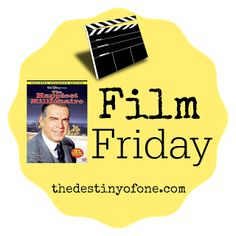 The Destiny of One: Film Friday: The Happiest Millionaire