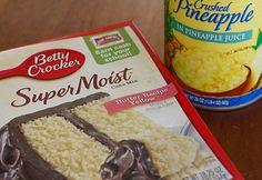 Best Pineapple Bliss Cupcakes From Skinnytaste Recipe on Pinterest