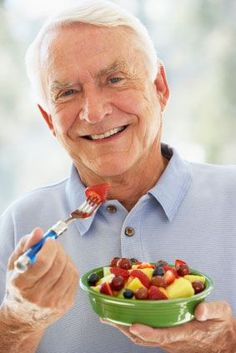 Great-Tasting Food for Senior Nutrition