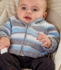"Zippy Jacket SIZES To fit chest measurement 6 mos 17"" 12 mos 18"" 18 mos 19"" 24 mos 21"""