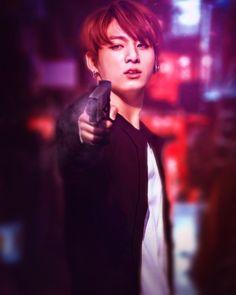 Fanart Bts, Jungkook Fanart, Jungkook Oppa, Jikook, K Pop, Bad Boy, Fan Edits, Bunny Art, Korea