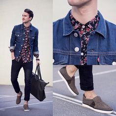 #Menswear #Streetstyle #Mensfashion