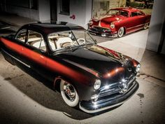 We take a look at two fantastic cars, a 1949 Ford Coupe and a 1949 Ford Sedan, and see what makes these shoeboxes really standout.