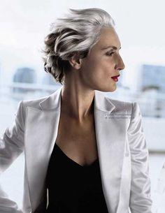 Ford Models | Hair Styles for Mature Women | Pinterest | Ford ...