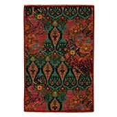"Suzani Collection Oriental Rug, 4'1"" x 6'3"""