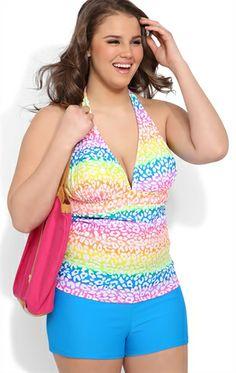 d272747d363 69 Best Plus size swim wear images