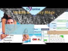 Thyroid Supplements for Weight Loss Reviews!!! – Thyromine Review!!!