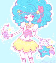 #fairykei - Miss Kika?