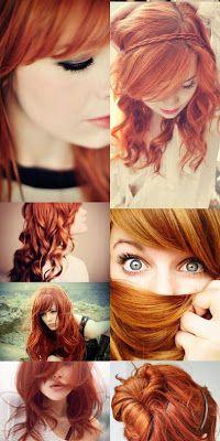 La MODE on: Copper Hair Color