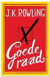 De nieuwe van  J.K. Rowling
