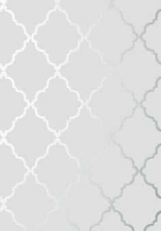 KLEIN+TRELLIS, Silver+on+Grey, AT6057, Collection+Seraphina+from+Anna+French
