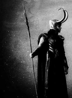 Any Loki fans out there?