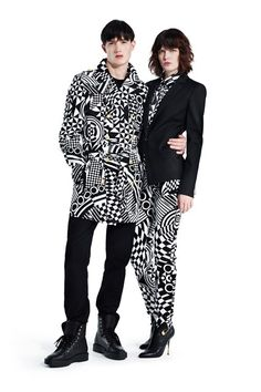 Versus Versace - www.vogue.co.uk/fashion/autumn-winter-2013/ready-to-wear/versus-versace/full-length-photos/gallery/975488