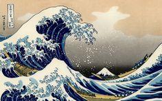 Katsushika Hokusai | The great wave off kanagawa