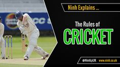 The Rules of Cricket - EXPLAINED! - YouTube