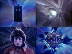 50 Years of Doctor Who Title Sequences