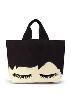 Our choice of bag for a busy day like today even fits my laptop in perfectly stylish. Love Lulu Guinness!
