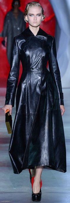 Ulyana Sergeenko Fall 2014 Couture.