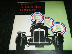 ERA BY BARKER RAYMOND MAYS B BIRA WHITE MOUSE R1A R2A R3A ROMULAS REMUS HANUMAN Hanuman, Race Cars, Racing, History, Books, Ebay, Drag Race Cars, Running, Historia
