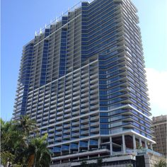 Trump Tower in Waikiki, Hawaii- We loved our stay here. It had a kitchenette with dishes and a full size coffee maker. The bed was out-of-this-world comfortable. Hotel employees were ALL very helpful and went out of their way to make our stay wonderful. Will stay here again. The only thing was, the food was WAY too pricey. But that is my only negative.