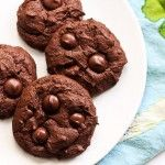 Mexican Hot Chocolate Chip Cookies - Wishful Chef