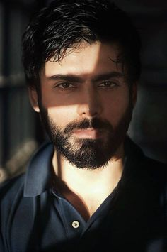 Fawad khan New photo-shoot. *Droolworthy* that intense stare.