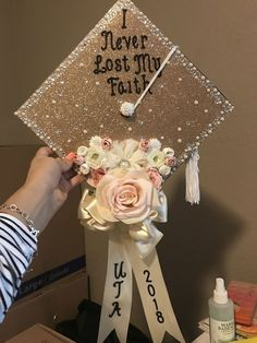 Graduation cap cap - Decoration For Home Graduation Cap Toppers, Graduation Cap Designs, Graduation Cap Decoration, Grad Cap, Graduation Party Decor, Graduation Ideas, Nursing Graduation, Caps For Graduation, Decorated Graduation Caps