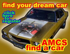 AMCS Muscle Car Finder
