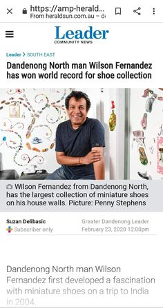 World Records, Shoe Collection, Miniatures, Pictures, Photos, Minis, Grimm