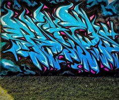RUHEK / Tulsa / Walls Graffiti. Discover the best graffiti design in our graffiti blog