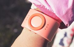 Tinitell Wristphone And GPS Tracker For Kids - The Tinitell wrist worn watch makes calls with the press of one button and voice recognition, making it easy for children to start a phone call to their most important contacts. Parents can control these contacts from either the companion smartphone application or the Tinitell website. | Geeky Gadgets