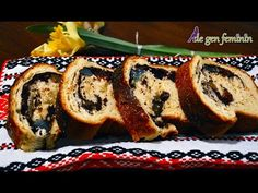 Reteta de Cozonac traditional cu nuca, rahat si cacao (De Gen Feminin) - YouTube My Favorite Food, Favorite Recipes, My Favorite Things, Romanian Food, Banana Bread, Gen, French Toast, Cooking, Breakfast