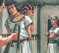 """My Treasure Box"" : BIBLE ANSWERS: GENESIS (7)"