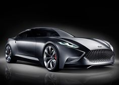 Hyundai HND-9 concept Might buy another Hyundai if they look like this!