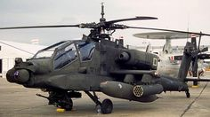 AH-64D Apache Longbow Attack Helicopter. (Boeing Co. / May 4, 2012)