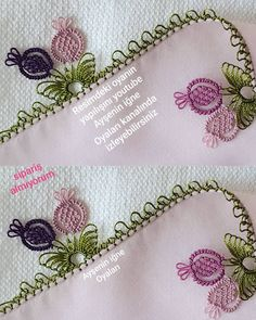 the of cheesecloth # # # # tülbentoya of igneoya oyamodel of the # # # oyasepet of voting the Crochet Unique, Crochet Lace Edging, Beautiful Crochet, Knit Crochet, Baby Knitting Patterns, Embroidery Patterns, Hand Embroidery, Viking Tattoo Design, Tatting Lace