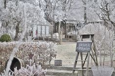 rimfrost by infing, via Flickr