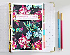 2013 Daily Planner PDF Printable by IHeartOrganizing on Etsy
