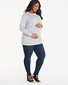 Discover the latest plus size clothing in sizes Shop of must-have styles including on-trend women's fashion, lingerie & footwear. Jeggings, Maternity, Jeans, Fashion, Moda, Fashion Styles, Fashion Illustrations, Denim, Denim Pants