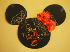 Bow the Minnie game