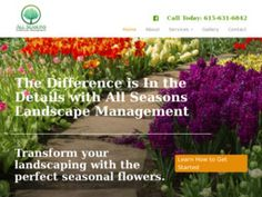 New Landscape Services added to CMac.ws. All Seasons Landscape Management in Murfreesboro, TN - http://landscape-services.cmac.ws/all-seasons-landscape-management/47564/